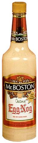Mr Boston Egg Nog Liqueur 30@